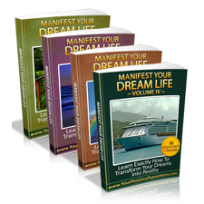 Manifest Your Dream Life - Home Study Course Bundle Volumes 1-4