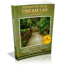 Manifest Your Dream Life - Home Study Course - Volume 1