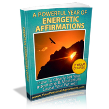 A Powerful Year Of Energetic Affirmations